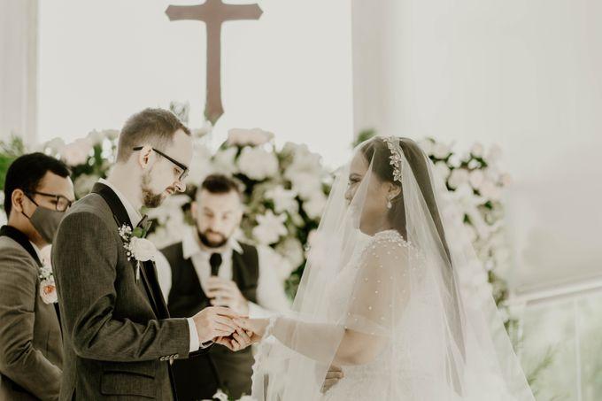Mega & Aistis Wedding at Chakra BSD by AKSA Creative - 002