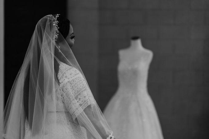 Mega & Aistis Wedding at Chakra BSD by AKSA Creative - 019
