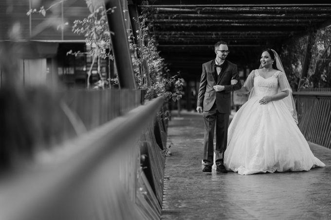 Mega & Aistis Wedding at Chakra BSD by AKSA Creative - 020