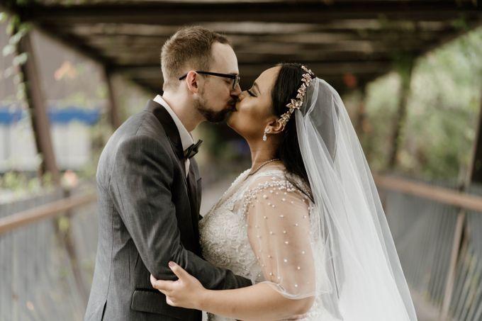 Mega & Aistis Wedding at Chakra BSD by AKSA Creative - 022