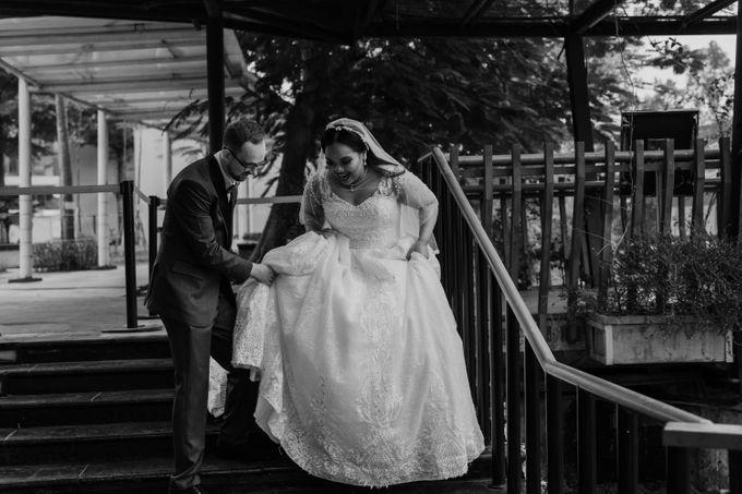 Mega & Aistis Wedding at Chakra BSD by AKSA Creative - 023