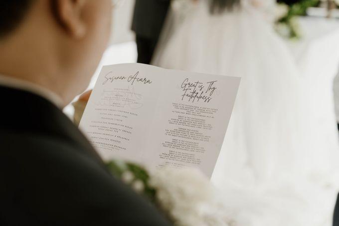 Mega & Aistis Wedding at Chakra BSD by AKSA Creative - 017