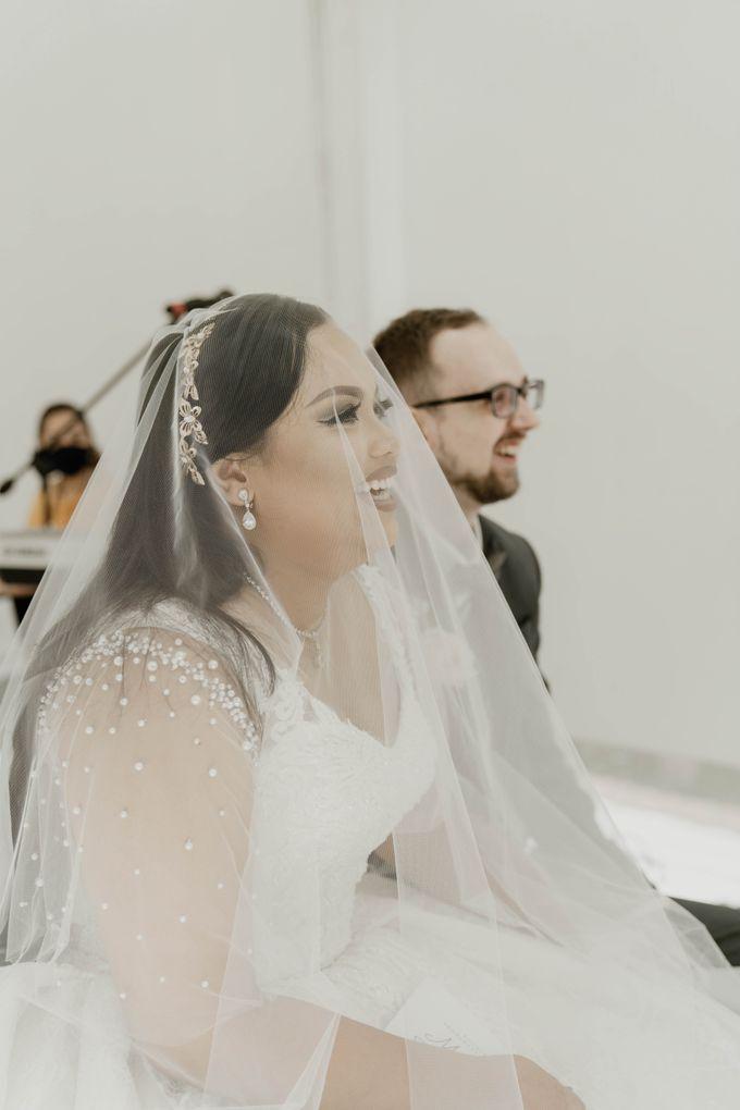 Mega & Aistis Wedding at Chakra BSD by AKSA Creative - 018
