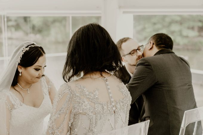 Mega & Aistis Wedding at Chakra BSD by AKSA Creative - 014
