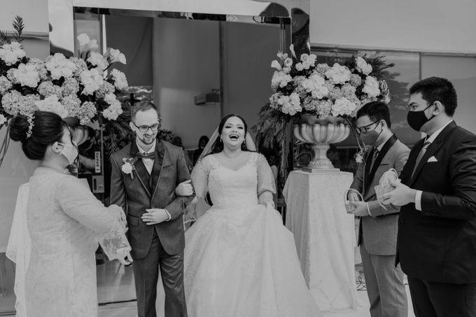 Mega & Aistis Wedding at Chakra BSD by AKSA Creative - 010