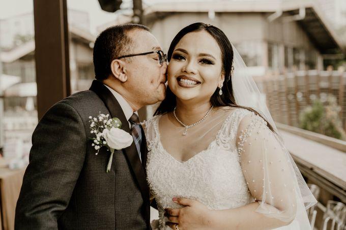 Mega & Aistis Wedding at Chakra BSD by AKSA Creative - 013