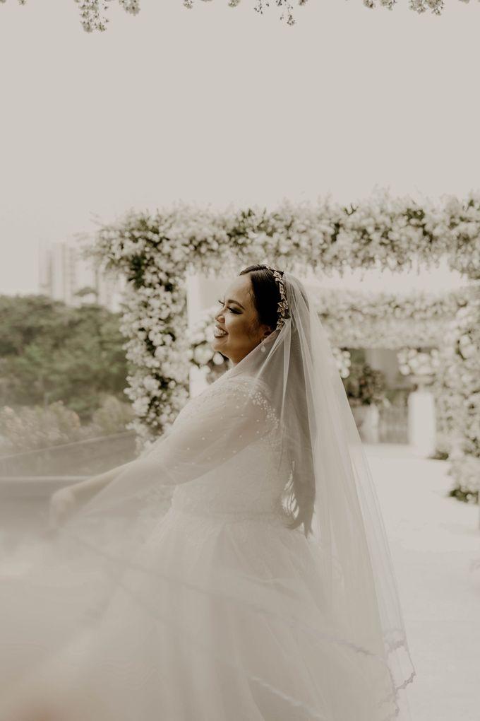 Mega & Aistis Wedding at Chakra BSD by AKSA Creative - 006