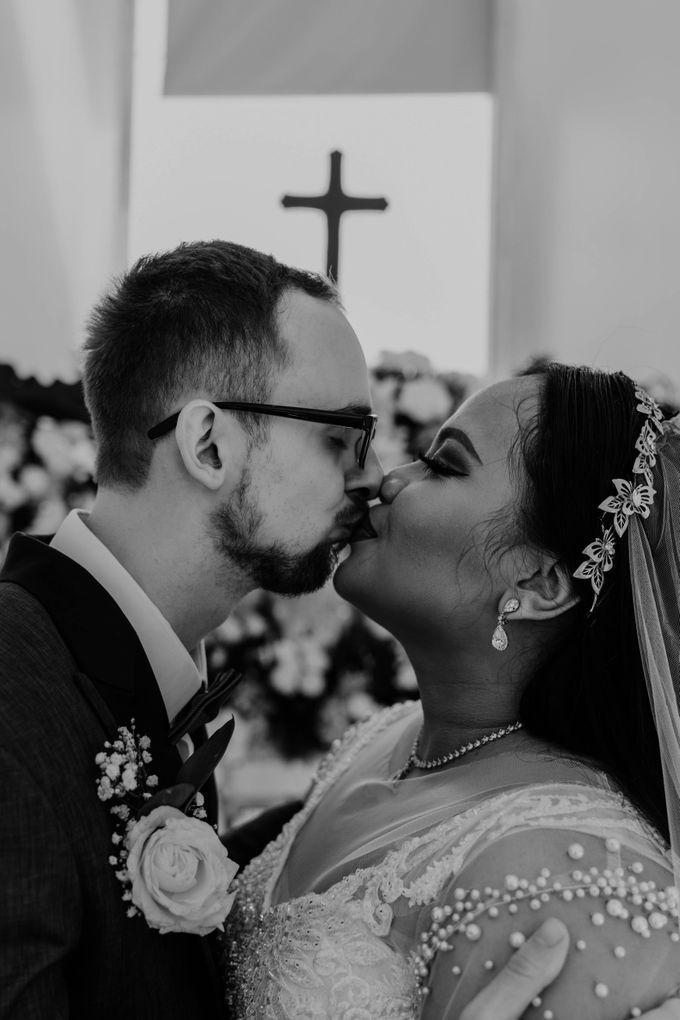 Mega & Aistis Wedding at Chakra BSD by AKSA Creative - 007