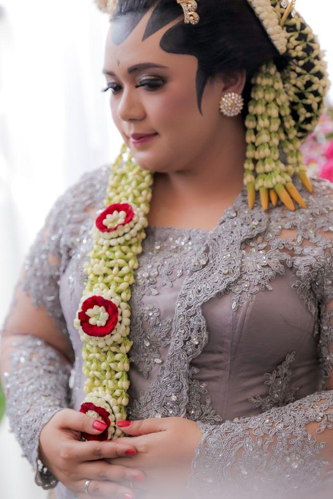 Acha Wedding by Arum Ndalu Sanggar Rias Pengantin - 006