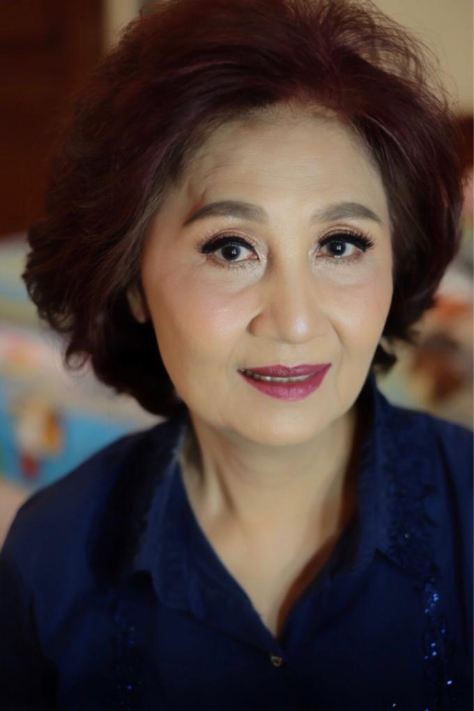 MATURE MAKEUP TRANSFORMATION  by Megan Anastasia Makeup Artist - 011