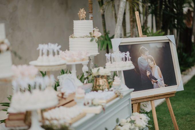 Wedding of Reza&Meilie by d'Oasis Florist & Decoration - 002