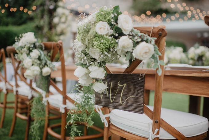 Wedding of Reza&Meilie by d'Oasis Florist & Decoration - 001