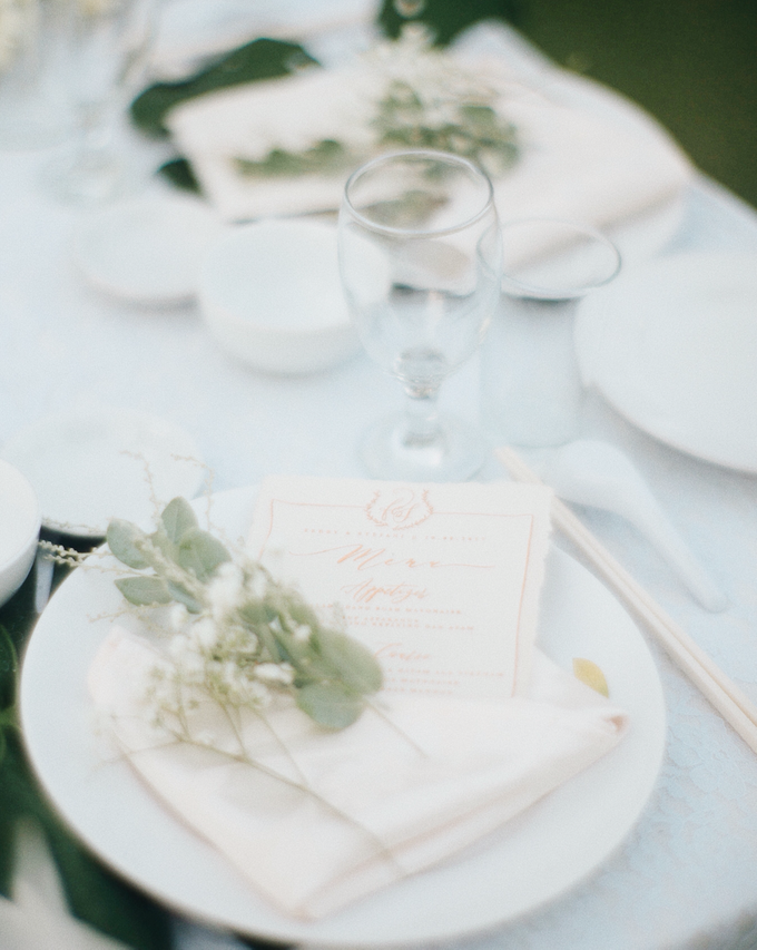 Ferry & Stefani Wedding by Meilifluous Calligraphy & Design - 004
