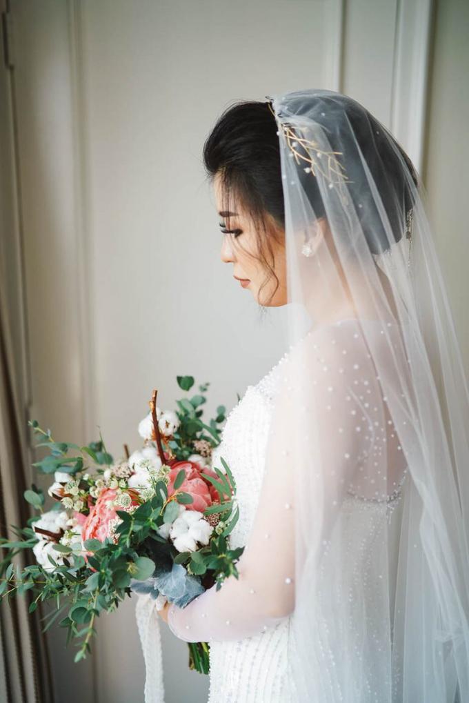 Bride Nancy by Meiskhe Make Up Artist - 004