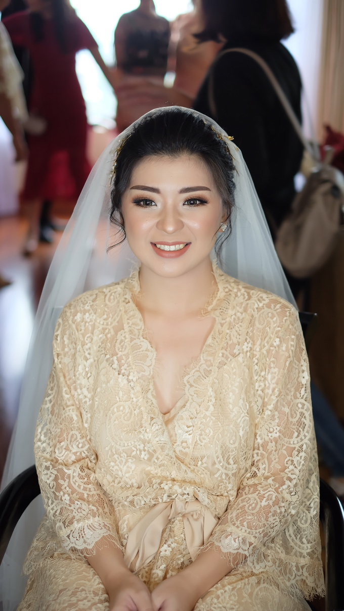 Bride Nancy by Meiskhe Make Up Artist - 016