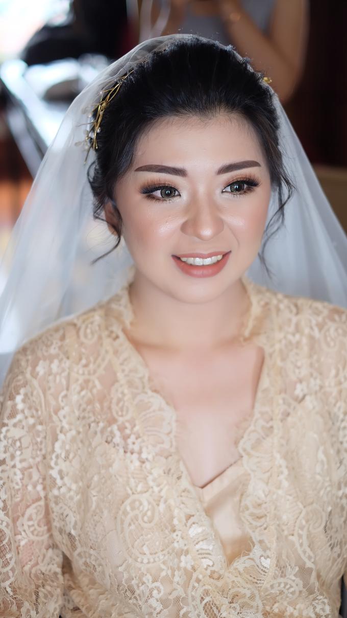 Bride Nancy by Meiskhe Make Up Artist - 017