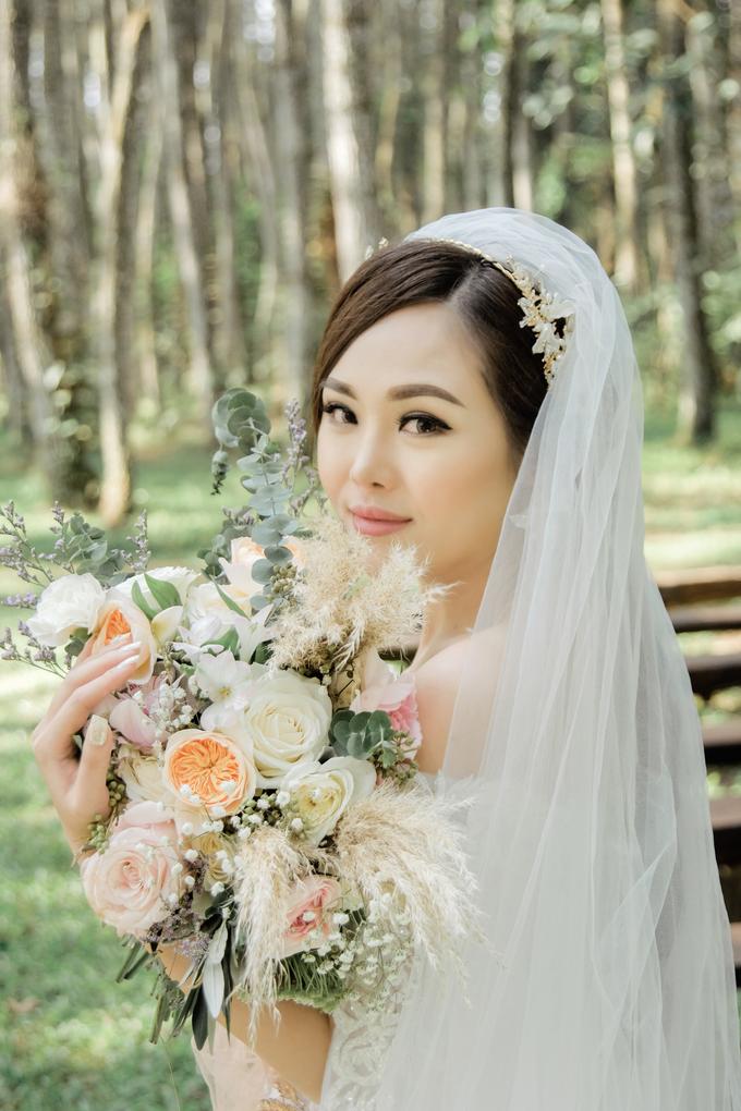 Bride Marshella by Meiskhe Make Up Artist - 001