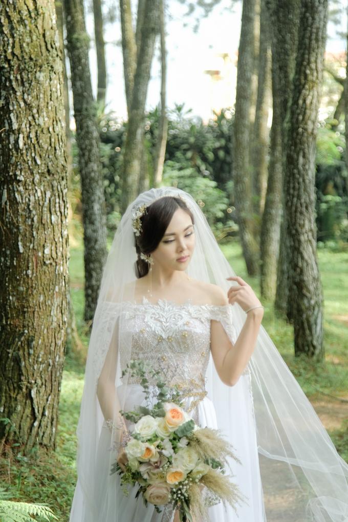 Bride Marshella by Meiskhe Make Up Artist - 003