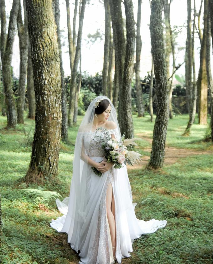 Bride Marshella by Meiskhe Make Up Artist - 004