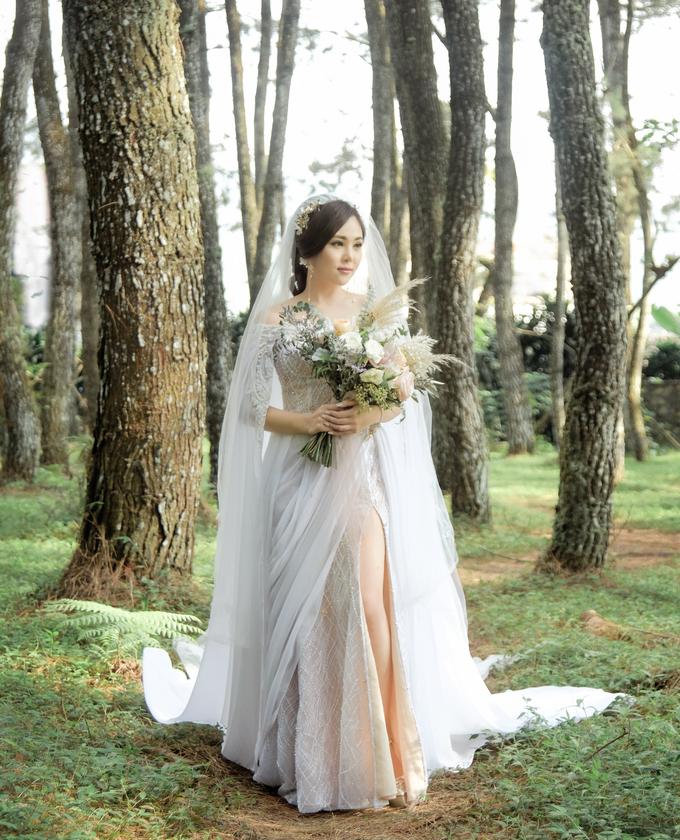 Bride Marshella by Meiskhe Make Up Artist - 005