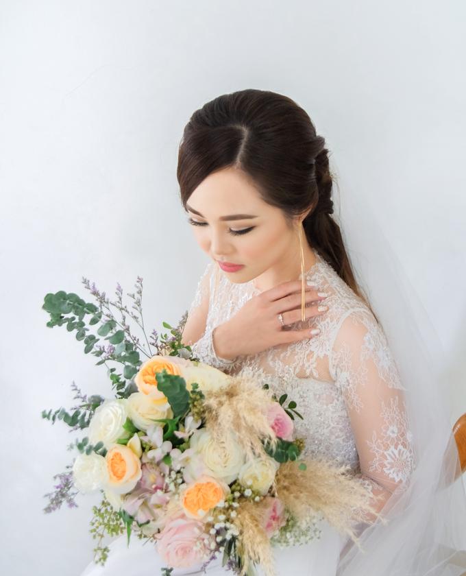 Bride Marshella by Meiskhe Make Up Artist - 006