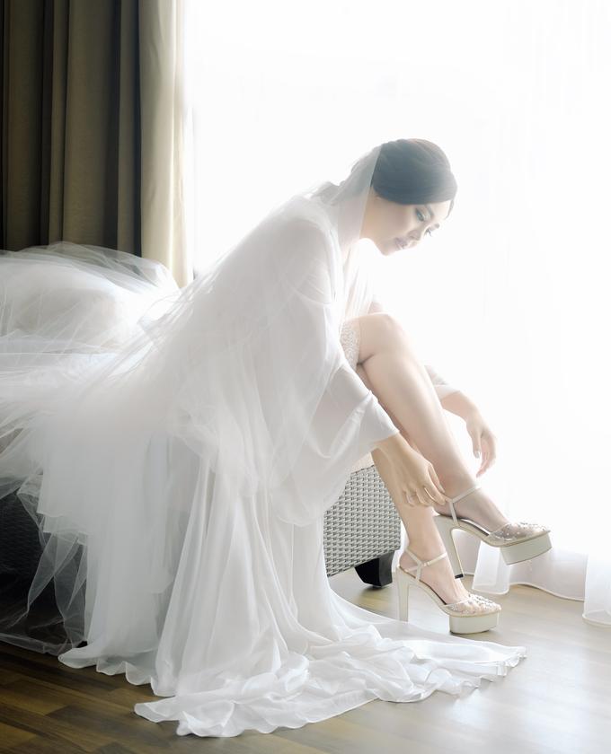 Bride Marshella by Meiskhe Make Up Artist - 007