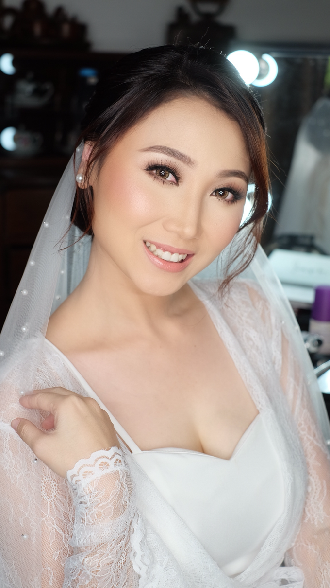 Bride Putri by Meiskhe Make Up Artist - 006