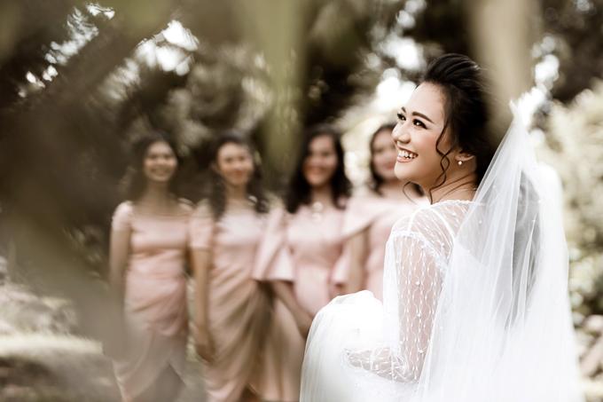 Bride Ria by Meiskhe Make Up Artist - 002