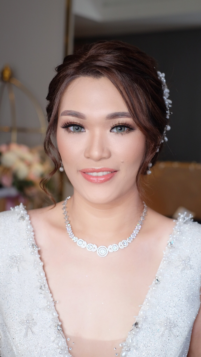 Bride Intan by Meiskhe Make Up Artist - 002