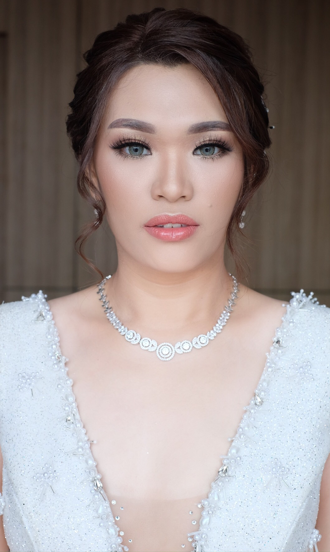 Bride Intan by Meiskhe Make Up Artist - 004
