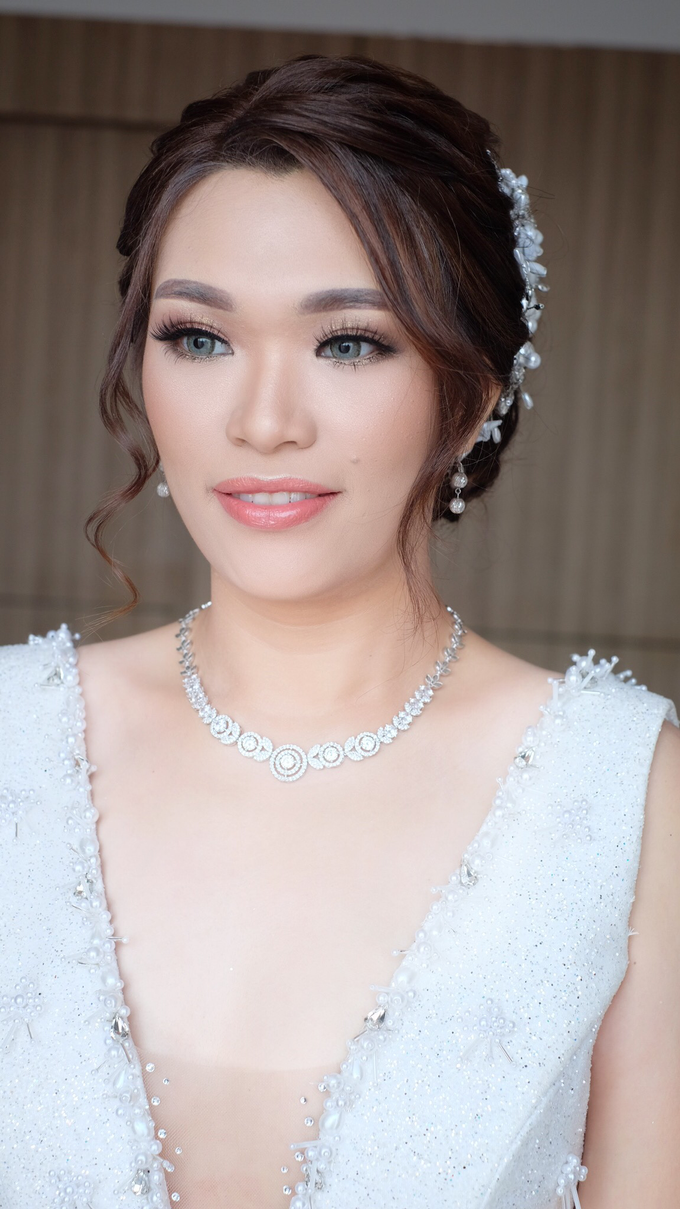 Bride Intan by Meiskhe Make Up Artist - 003