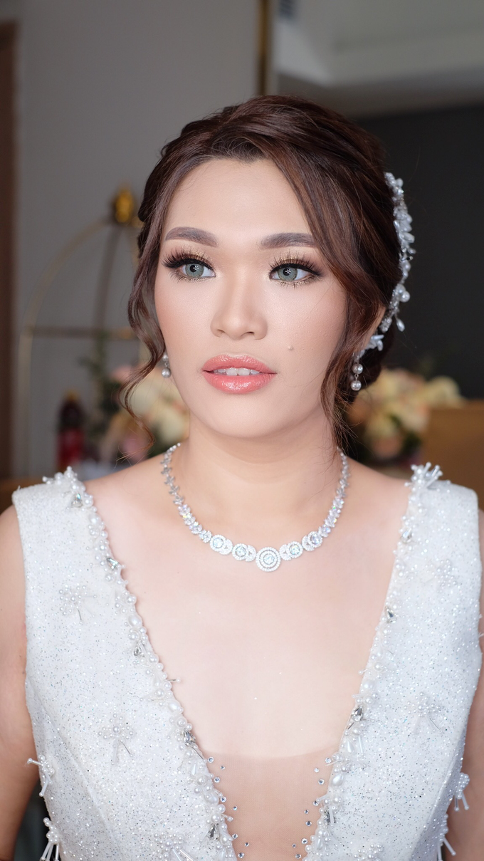 Bride Intan by Meiskhe Make Up Artist - 001