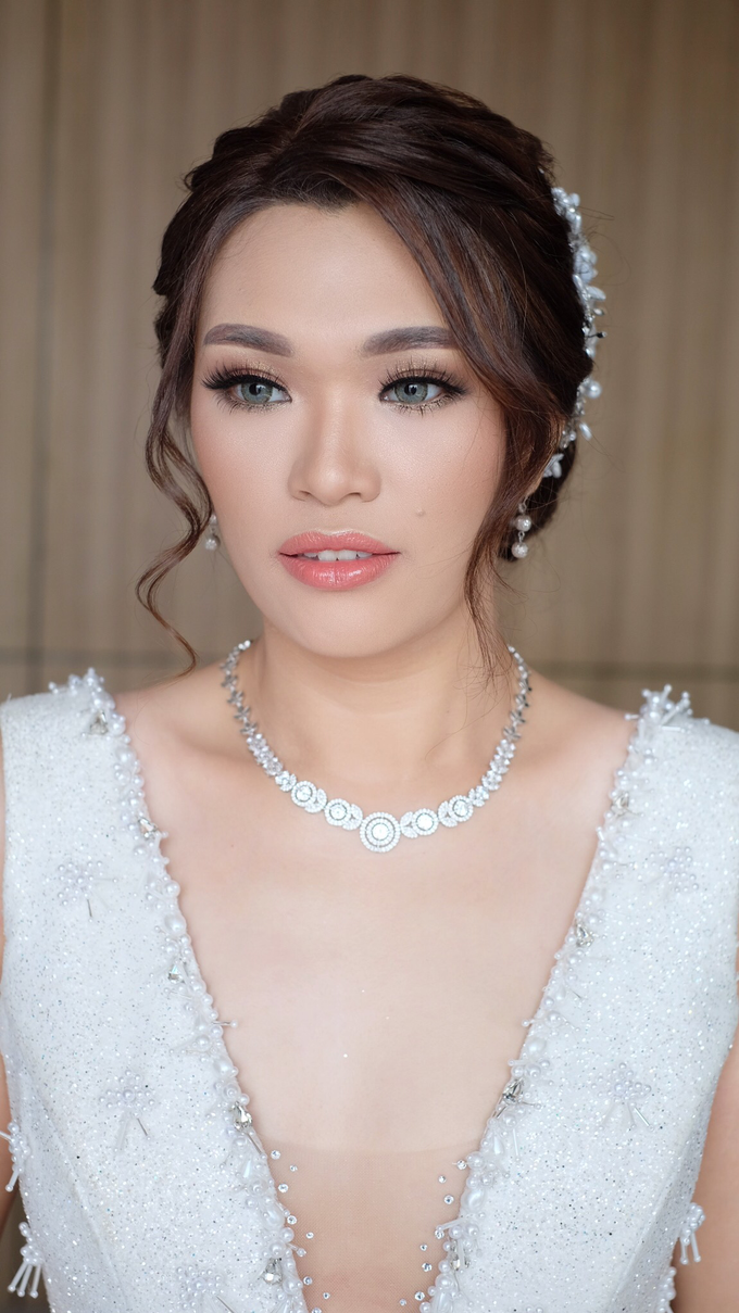 Bride Intan by Meiskhe Make Up Artist - 005