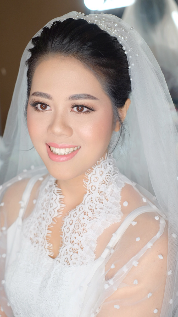 Bride Natalie by Meiskhe Make Up Artist - 004