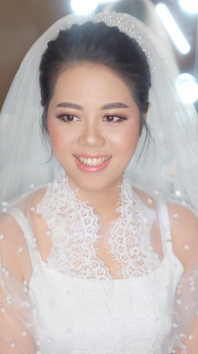 Bride Natalie by Meiskhe Make Up Artist - 002