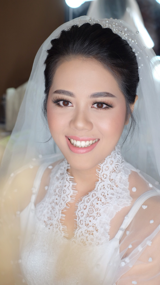 Bride Natalie by Meiskhe Make Up Artist - 001