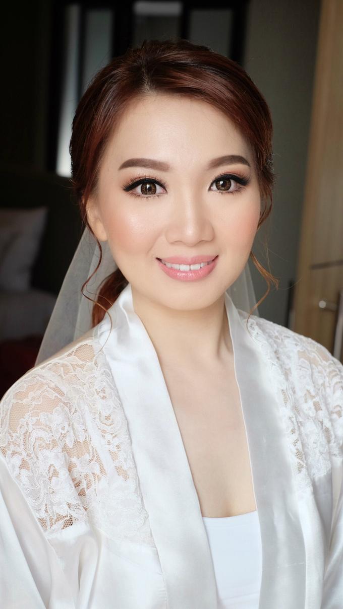 Bride Maria by Meiskhe Make Up Artist - 004