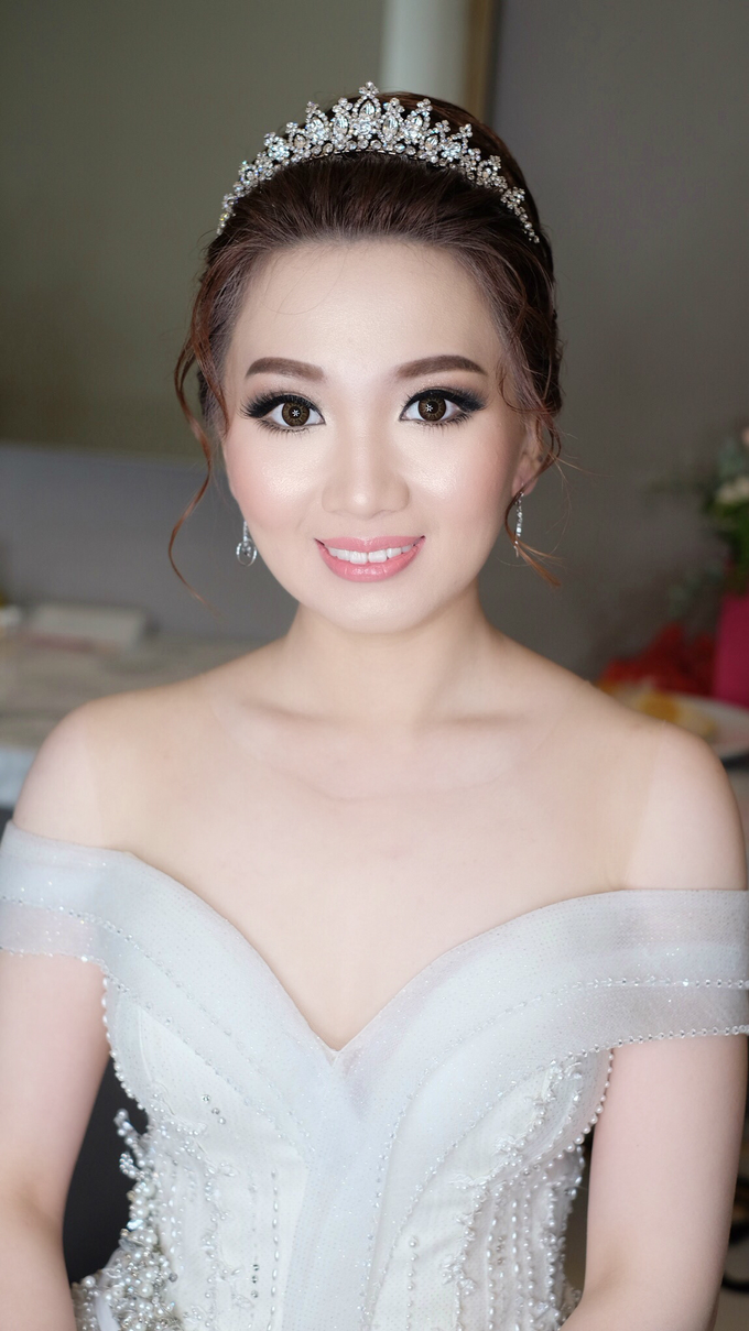 Bride Maria by Meiskhe Make Up Artist - 005