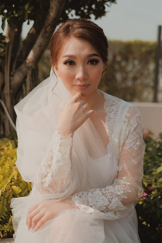 Bride Maria by Meiskhe Make Up Artist - 007