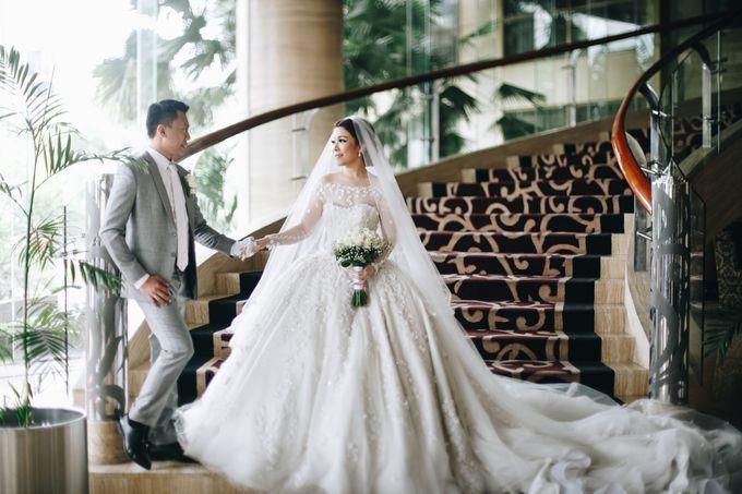 The Wedding Of Ronny & Helisa by Vertex VR Weddings - 036