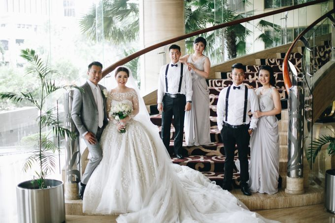The Wedding Of Ronny & Helisa by Vertex VR Weddings - 037