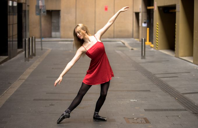 Melissa Ballerina Portraits by Dnfphotography - 002