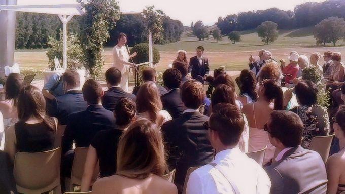 Bespoke Wedding ceremony by Celebrantissimo - 006