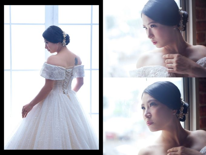 Meliani & Handoyo Prewedding by Michelle Bridal - 006