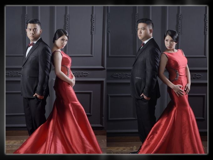 Meliani & Handoyo Prewedding by Michelle Bridal - 002