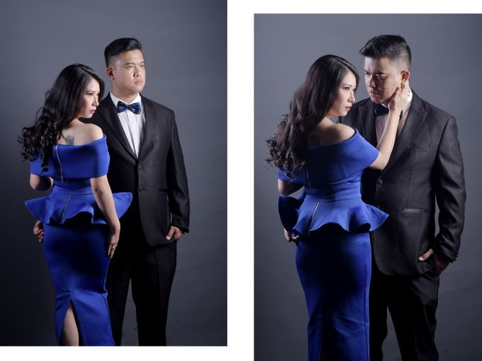 Meliani & Handoyo Prewedding by Michelle Bridal - 001