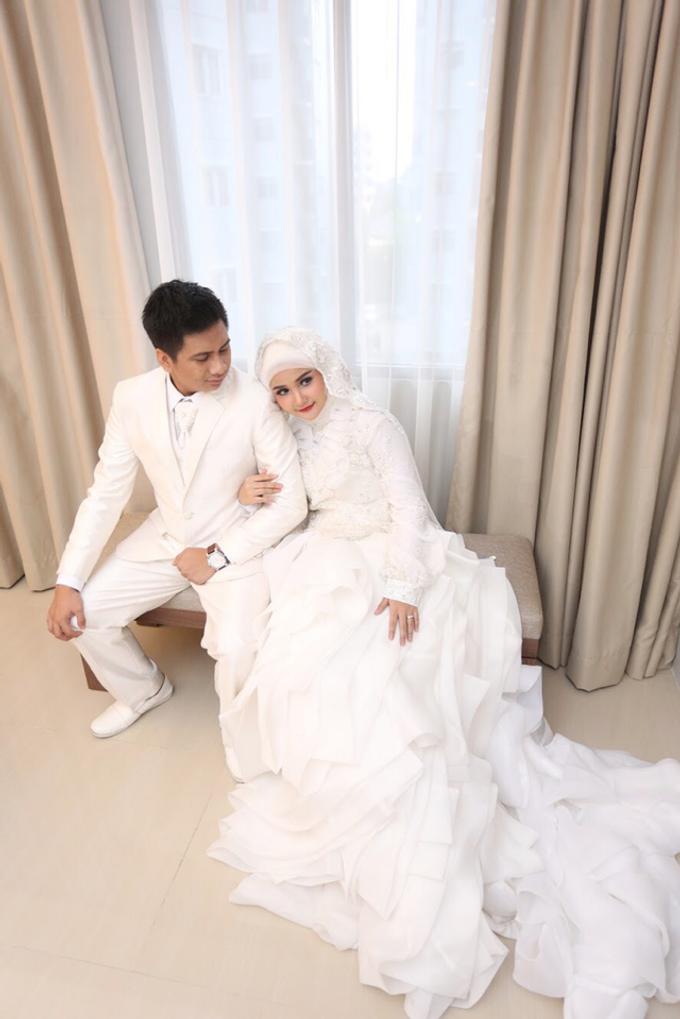 Makeup Wedding By Melani Indrawan by Melani Indrawan - 003