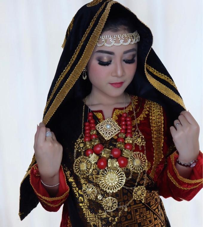 Makeup Wedding By Melani Indrawan by Melani Indrawan - 004