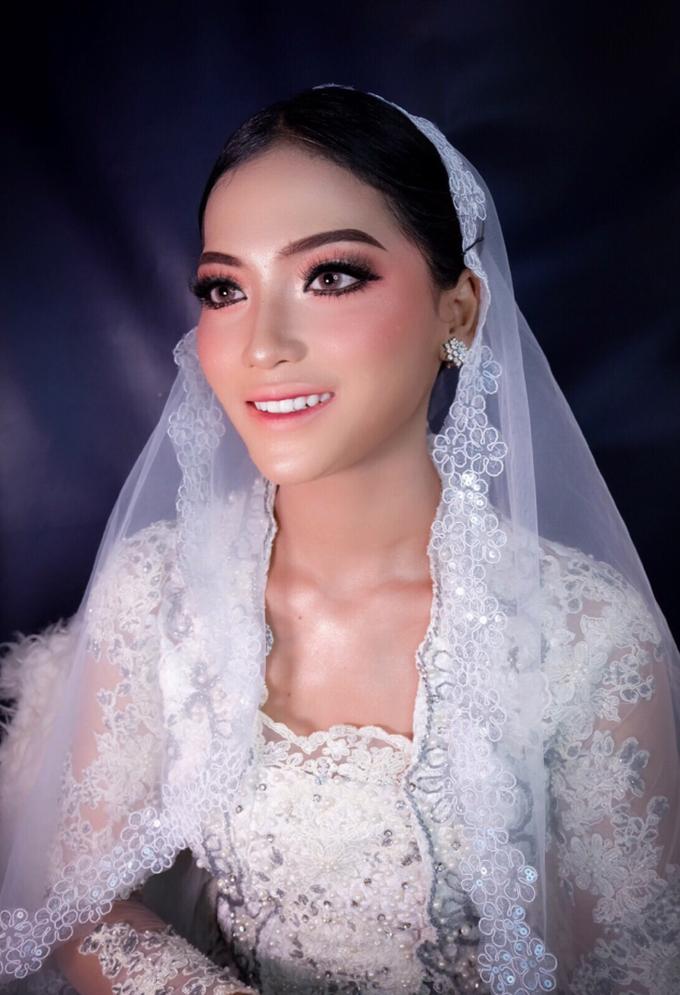 Makeup Wedding By Melani Indrawan by Melani Indrawan - 006