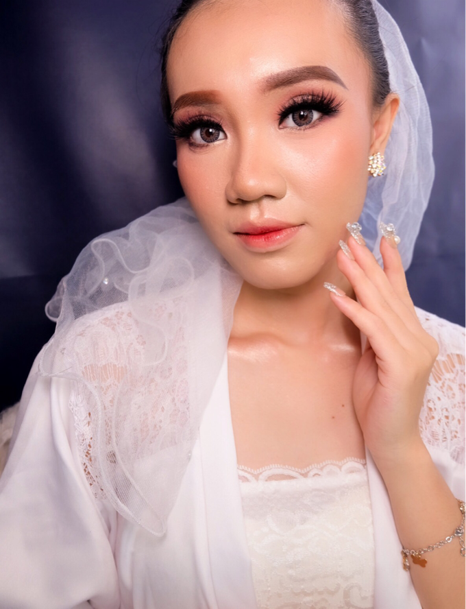 Makeup Wedding By Melani Indrawan by Melani Indrawan - 009